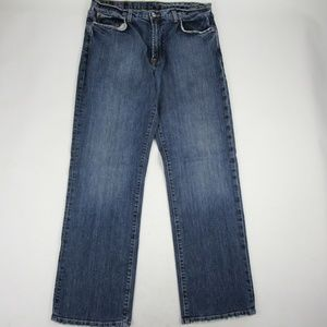 Lucky Brand Regular Straight Leg Jeans Size 36